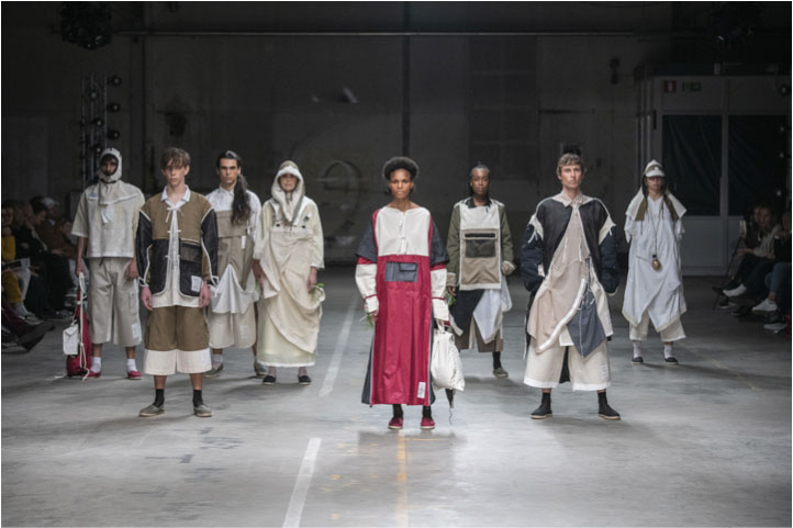 12 up and coming sustainable fashion designers to follow.