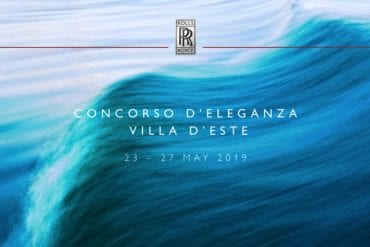 Concorso d'eleganza Villa D'Este